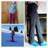 Image of Women Thick Warm Fleece Softshell Pants (Waterproof & Windproof)