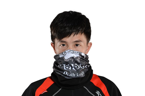 Thermal Magic Cycling Bike Headwear Mask Scarf Bandana
