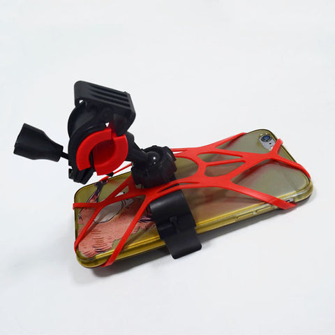 Handlebar Plastic Phone Holder