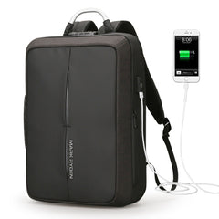 Image of New USB Recharging Anti-thief Backpack