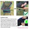 Image of Super-light Breathable Folding Chair