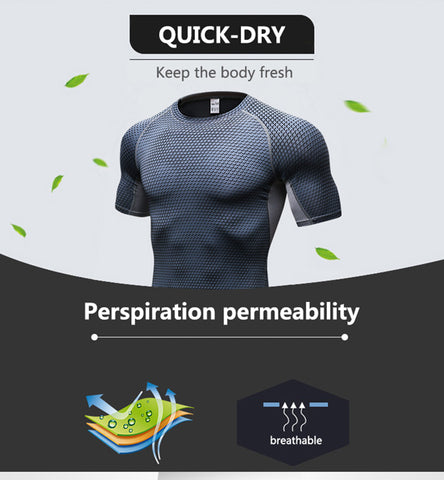 Quickly Dry T-Shirt