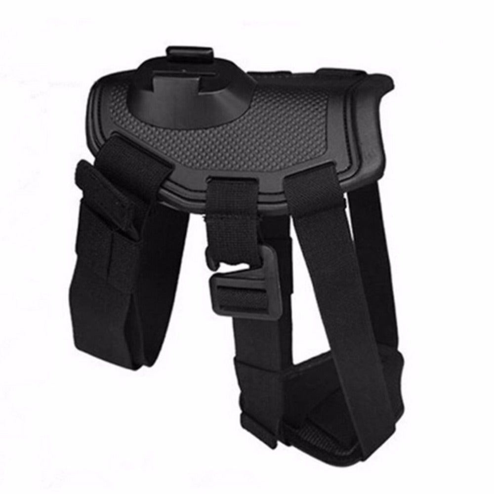 Fetch Harness Chest Strap Belt Adjustable Mount With Screw For Gopro Hero 4/3+/3/2/1 Sports Camera Pet Accessories Nylon
