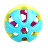 ABS Plastic, Cheerful & Colorful Bell Ball, , DogGiftShop, DogGiftShop