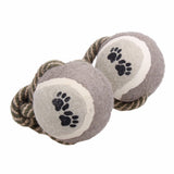 High Quality Training Toy With A Tennis Ball, , DogGiftShop, DogGiftShop