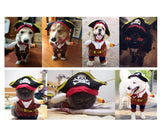 """Pirate"" Cool Costume For Your Pet, , DogGiftShop, DogGiftShop"