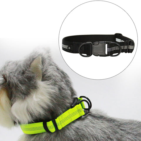 Reflective Pet Traction Collar For Medium Dogs, , DogGiftShop, DogGiftShop