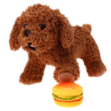 Hamburger chew squeaker Toy for Dogs, , DogGiftShop, DogGiftShop