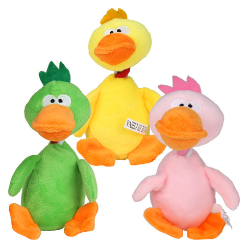 Cute Plush Duck Sound Squeaker, , DogGiftShop, DogGiftShop