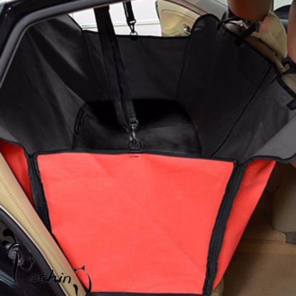 Water Proof Carrier/Blanket For The Car Back Seat, , DogGiftShop, DogGiftShop