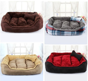 High Quality Cotton Bed, , DogGiftShop, DogGiftShop