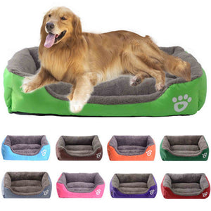 Pet Dog Bed Warming Dog House Soft Material Pet Nest Dog Fall and Winter Warm Nest Kennel For Cat Puppy