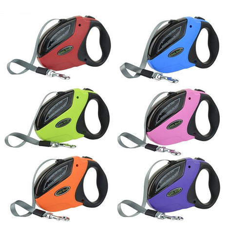 High Quality 5M/50KG Retractable ABS Leash, , DogGiftShop, DogGiftShop