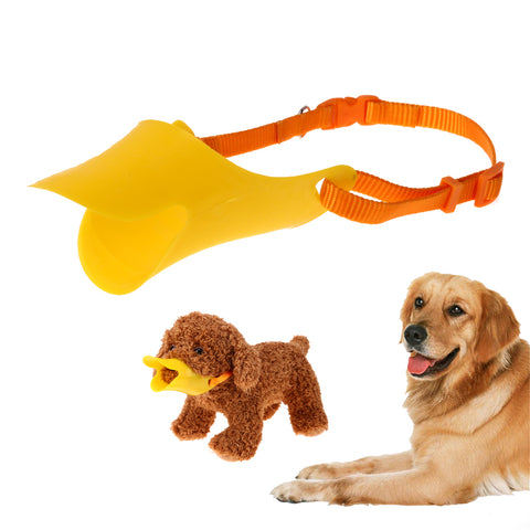 "Anti-Barking Dog ""Duck"" Mask, , DogGiftShop, DogGiftShop"