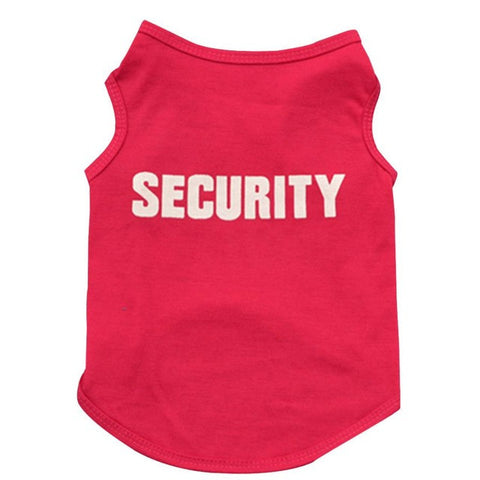 """Security"" Dog T-Shirt, , DogGiftShop, DogGiftShop"