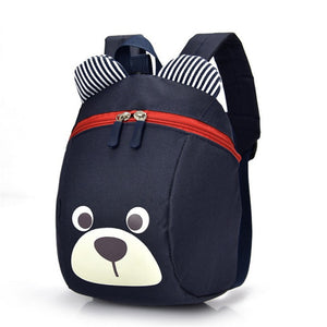 Cool Baby  1-4 Toddler Backpack Baby Bag Cute Animal Dog Children Backpacks Kindergarten School Bag Free shipping