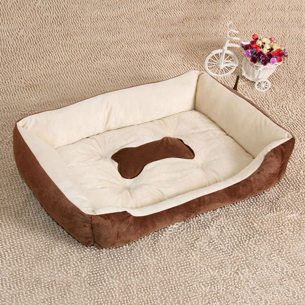 Warm & Comfortable Bed Comes In Two Colors, , DogGiftShop, DogGiftShop