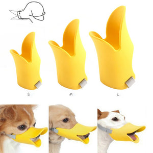 Anti Barking  Silicone Duck Mask, , DogGiftShop, DogGiftShop
