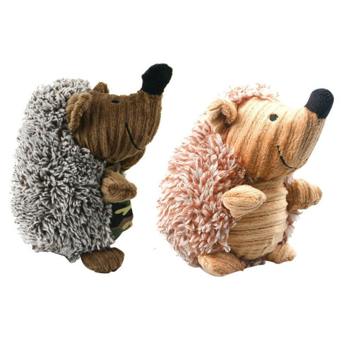 Cute Hedgehog-Shaped Interactive Toy, , DogGiftShop, DogGiftShop