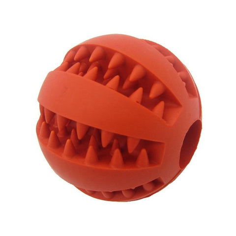 Nontoxic Tooth Cleaning, Bite Resistant Training Ball, , DogGiftShop, DogGiftShop