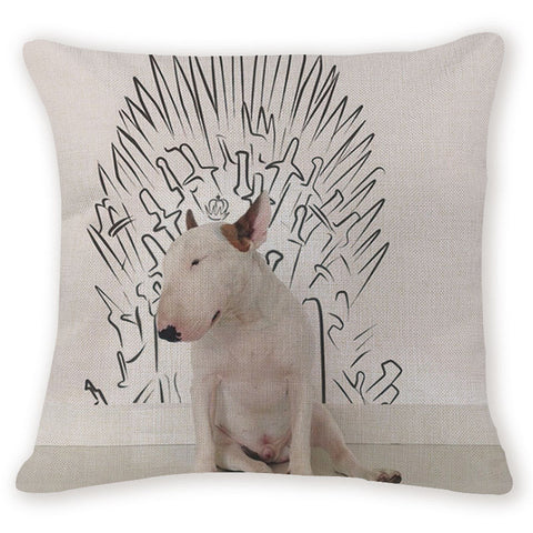 High Quality Chic Pillow Cases, , DogGiftShop, DogGiftShop