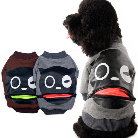 """Laugh"" High Quality Designer Dog Clothes - DogGiftShop"