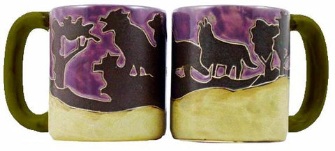 16 oz. Mara Mug – Wolves