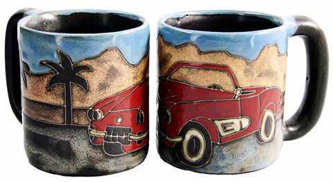 16 oz. Mara Mug – Sports Car