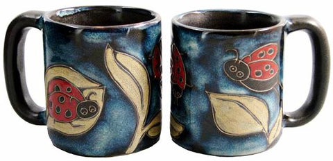 16 oz. Mara Mug – Lady Bug