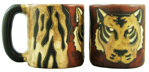 16 oz. Mara Mug – Tiger