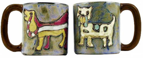 16 oz. Mara Mug – Dogs
