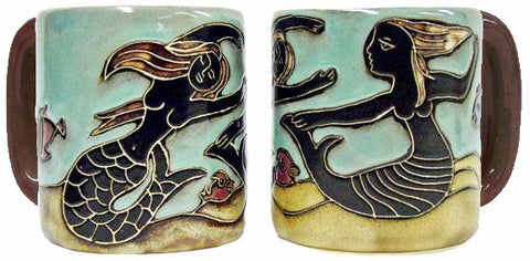 16 oz. Mara Mug – Mermaid