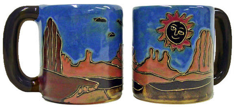 16 oz. Mara Mug – Red Rock