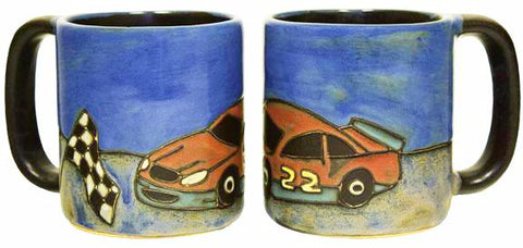 16 oz. Mara Mug – Stock Car