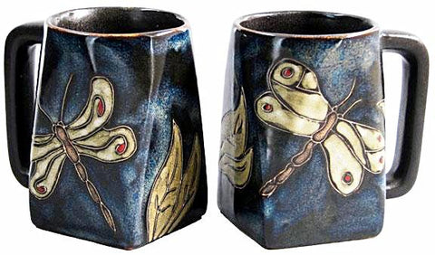 12 oz. Mara Mug – Dragon Fly