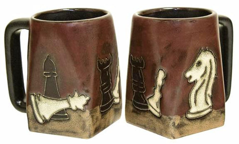 12 oz. Mara Mug – Chess