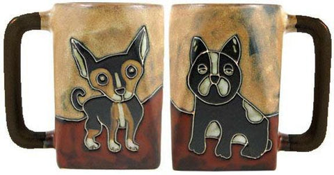 12 oz. Mara Mug – Puppies