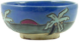 Mara Serving Bowls – Palm Trees/Beach – 24 oz. & 72 oz.