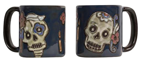 16 oz. Mara Mug – Day of the Dead