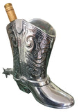 Cowboy Boot Wine Chiller