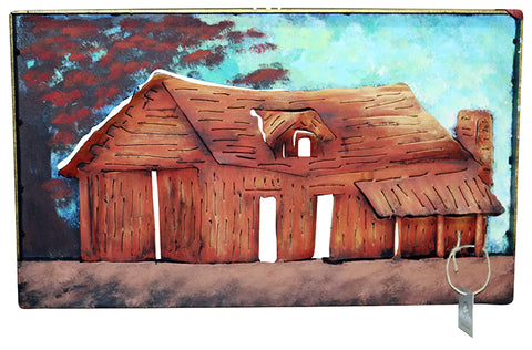 Metal Wall Art – Barn/Stable Design