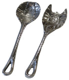 Elephant Motif Salad/Serving Tongs