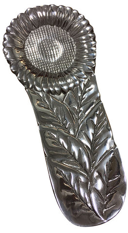 Sunflower Design Spoon Rest