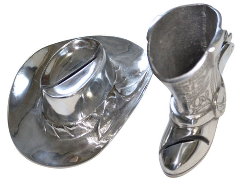 Pewter Office Accessories