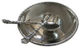 Lasso Salad Bowl & Tongs Set