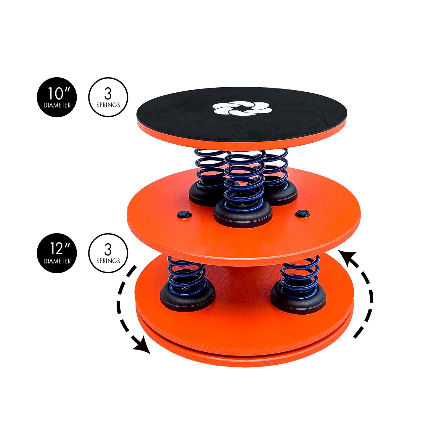 SpringCore Balance Duo Premium Level 4 - Limit 130 pounds