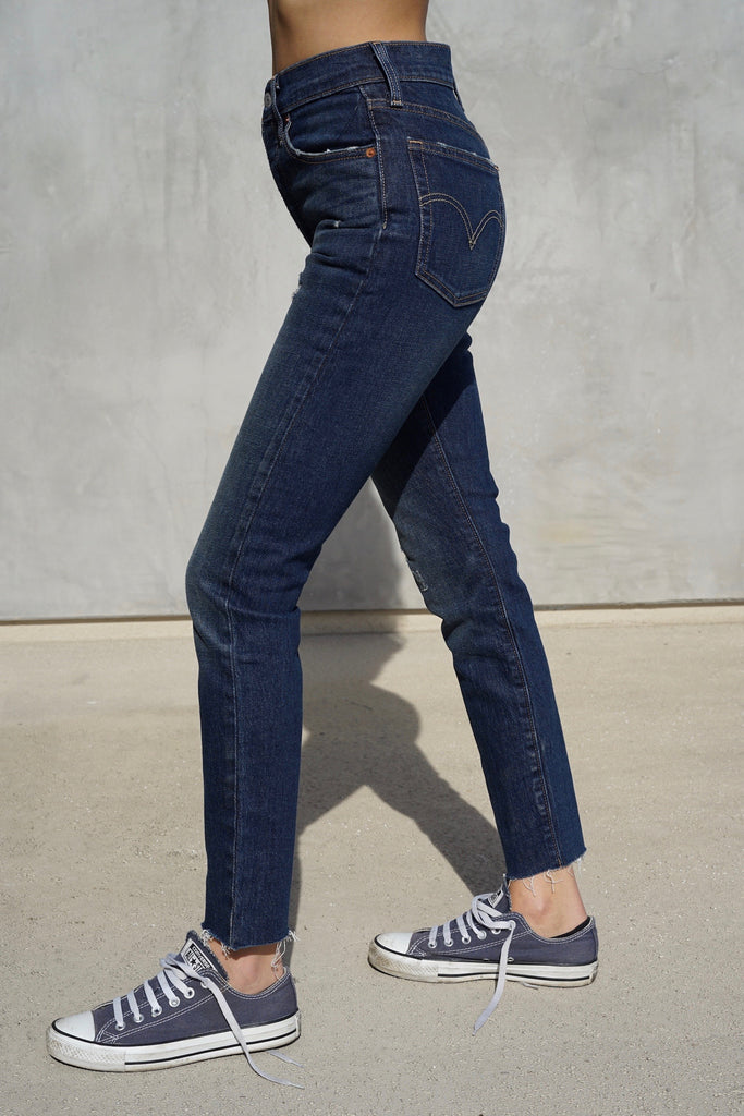 LEVIS 501 High Skinny: Song Forever