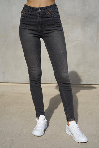 LEVIS 721 High Skinny Altered