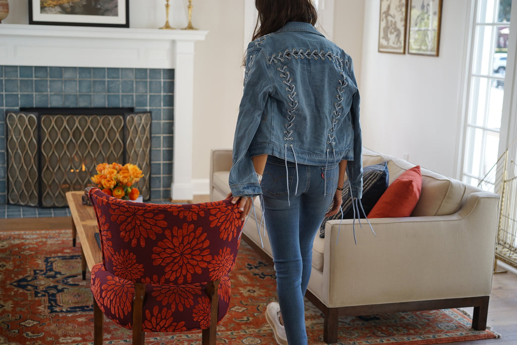 Naomi Denim Jacket