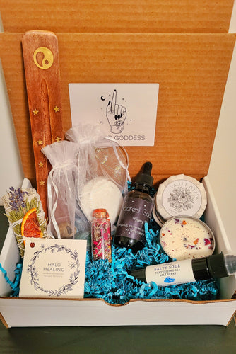 The March Sacred Box - Bare Terre